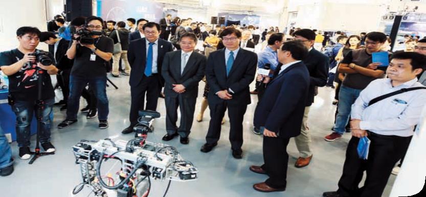 2018 CTSP AI Robotics Hub Achievement Exhibition