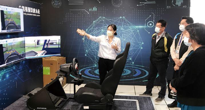 Observation Tour Hutoushan lnnovation Hub for Exploring Autonomous