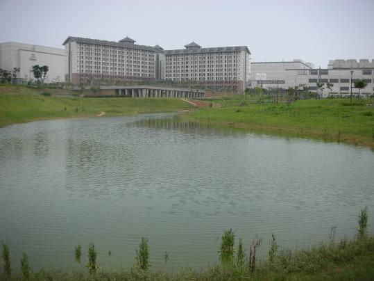 水堀頭公園滯洪池